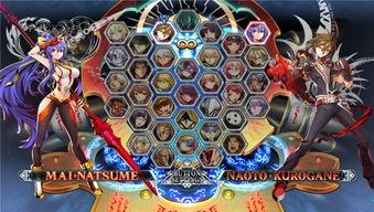 苍灵剑尊-伊邪那美」,再追加了主机版DLC角色的与《BLAZBLUE(苍翼默示录...