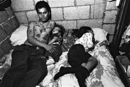 黑社会电影人物名字-专访追踪黑帮的摄影记者