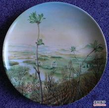 四季轮回 我的瓷盘收藏
