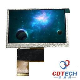 4.3寸液晶屏LCD显示屏480272液晶模块深圳模组厂家-液晶模块显示屏...