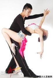 时尚拉丁舞 打造性感美腿只需4步