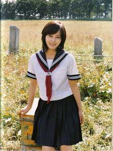 偶像剧日本美女人体写真图片清纯甜美令人迷