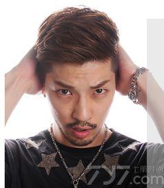 男士无刘海发型,男士无刘海短发发型图片,无刘海男士发型