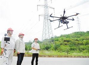 9月17日,重庆市送变电公司采用