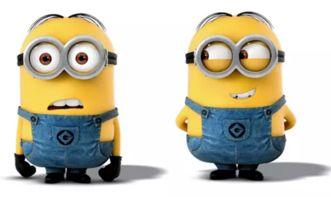 疑问表情包-洋仔玩梗 小黄人是怎么样穿上背带裤的