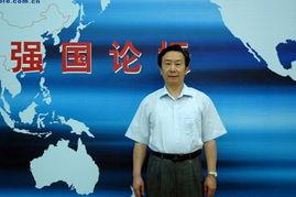 资料图片:人力资源和社会保障部劳动工资研究所所长苏海南-先给公...