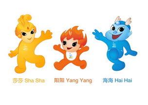 一龙三凤国模宝宝迅雷下载地址thunder-亚沙会吉祥物是一组三个的卡通形象,分别叫做