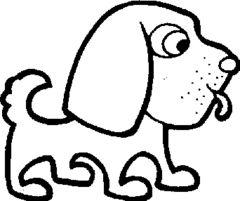 ... 主题 学画 涂色好帮手 动物简笔画 可打印 系列一