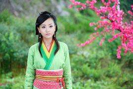 于正新版《笑傲江湖》中的小师妹-兰陵王继续虐心 郑儿刺死好姐妹 取...