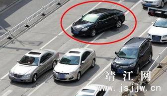...汽车不打转向灯换道.盛义摄-全省评出 十大最令人厌恶的交通陋习