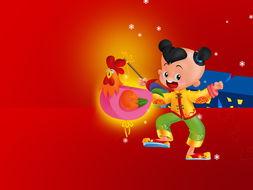 春节壁纸 365画报给大家拜年了