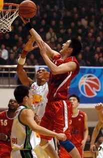 新华社照片,临沂,2005年11月25日 [体育](5)篮球DDCBA:山东...