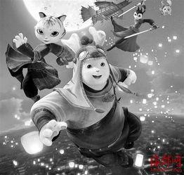 桃屋猫三国无惨妲己漫画-动画片 兔侠 来袭 大人看了也不觉无聊