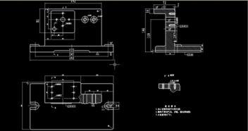 ...CA6140 拨叉 831003 攻M8螺纹孔夹具装配CAD图 课程设计说明书