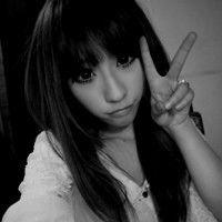 俏皮可爱的甜美QQ女生头像 我想要试着做个坏孩子