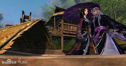 此路黄泉通九幽-从图中可以很直观的看到两个信息:1、新服装,2、打伞,这难道是新...