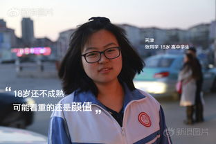 ...天津】张同学,18岁,高中学生.
