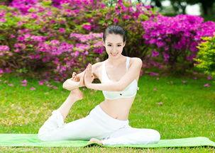 图揭亚洲最美瑜伽教练
