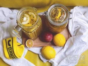 柠檬百香果蜂蜜腌制法 柠檬百香果蜂蜜茶腌制保质期多久