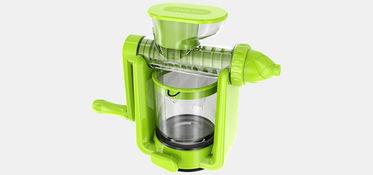 手动榨汁机