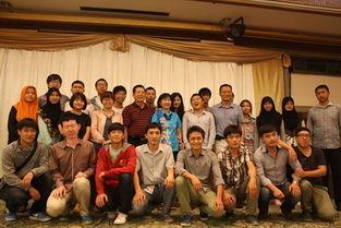 ...大年府中国回族留学生举办开斋节联欢活动