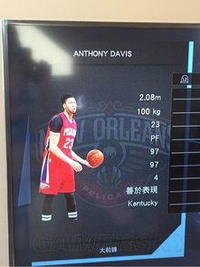 NBA 2K16 MT模式球员推荐及用法解析