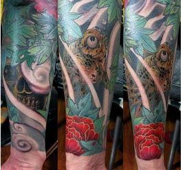 从挑选纹身图案到制作流程