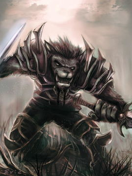 传说中 超酷 的狼人盗贼 -新浪魔兽世界专区