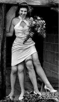 逆天 俄罗斯美女腿长1米32 人体之最颠覆世界不雅观 图