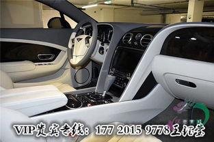 17新款宾利欧陆GT娇小身躯藏V8强大心脏 -欧陆