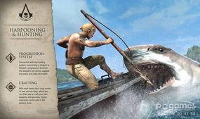 刺客信条4 黑旗 海盗职业生涯细节介绍发布