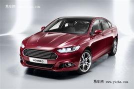 欧内部代号CD391,在车身尺寸上,新蒙迪欧与现款尺寸基本相当,只...
