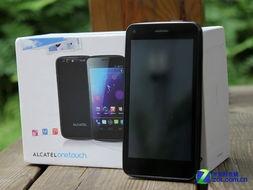 ...屏幕双核安卓 阿尔卡特986手机图赏 -android安卓手机