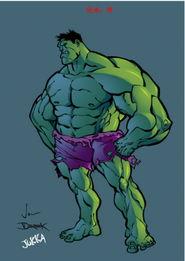 卡卡罗特大战绿巨人-龙珠大战超人海贼王蜘蛛侠火影忍者 1