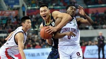 CBA 易建联砍29分 广东战胜广州取两连胜