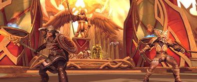 ...临地下城预览 英灵殿与噬魂之喉