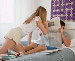 夫妻九大姿势 性爱健身两不误 五