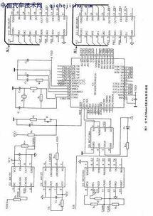 lavel基本电路原理图.从节点Slave1由微控制器MC68HC908GZ16,LIN...