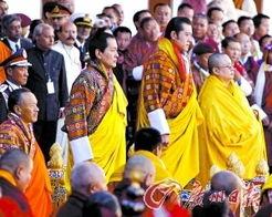 不丹28岁国王加冕 为择吉日仪式等了两年