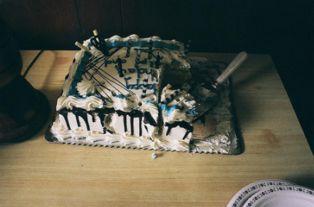 生日蛋糕祝福语八个字简短版创意生日蛋糕上的祝福语