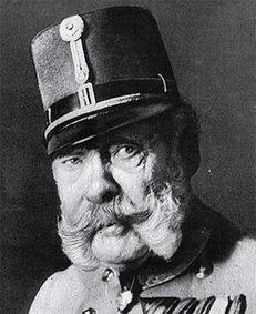 奥匈帝国皇帝弗兰茨·约瑟夫一世-一战中消失的王朝