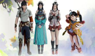 购买游戏可获WeGame专属角色服装:包括飞星、望舒、岚湘、夕羽-...