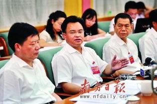 广州市长万庆良 建议称呼外来人员为新广州人 图