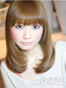 长脸的女生适合什么样的发型