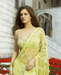 美女也愁嫁 看看印度的漂亮剩女