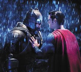 DC世纪之战 雷声大雨点小 蝙超 作为有限