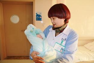俄罗斯孕妇在我院顺利产下 洋娃娃