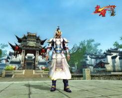 江东才子三国英雄周瑜装亮相 赤壁