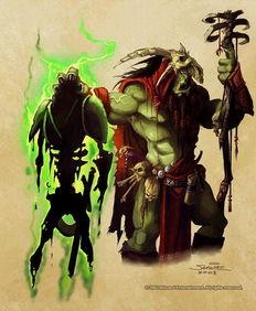 魔兽争霸3中的古尔丹-炉石英雄传 术士之祖古尔丹背景故事全介绍