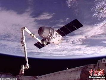 白马金羁踏宇内-当地时间2012年5月25日,美国宇航局提供的电视画面显示,由美国民...